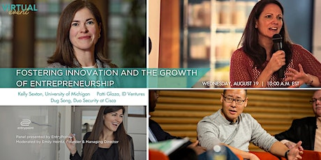 Fostering Innovation and the Growth of Entrepreneurship Tickets