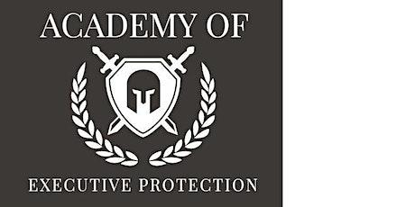 Executive Protection / Bodyguard Course tickets