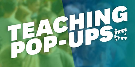Graduate Diploma in Teaching: Pop-up tickets