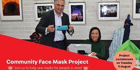 Community Face Mask Sewing Project tickets