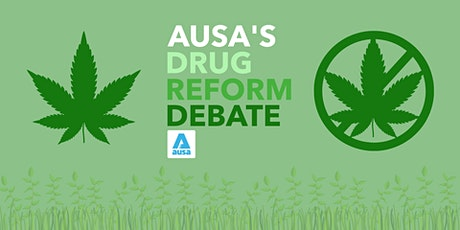 AUSA Drug Reform Debate tickets