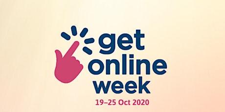 Get Online Week - Ancestry for Beginners tickets