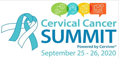 Cervical Cancer Summit tickets