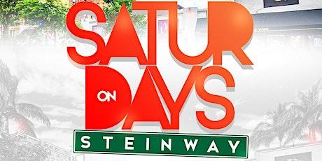 SATURDAYS ON STEINWAY  BRUNCH & DAY PARTY AT CAVALINEWYORK RSVP  NOW.! 3PM tickets