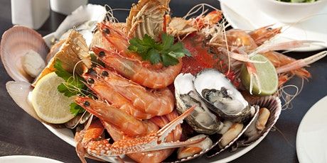 Christmas Day Seafood Lunch tickets