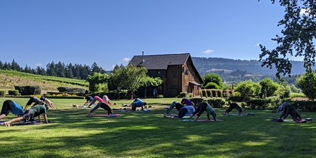 Yoga on the Lawn with Krystal tickets