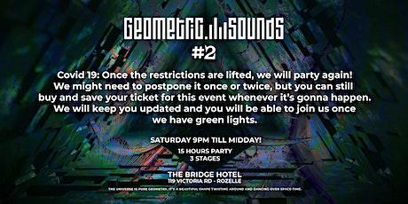 Geometric Sounds #2 tickets