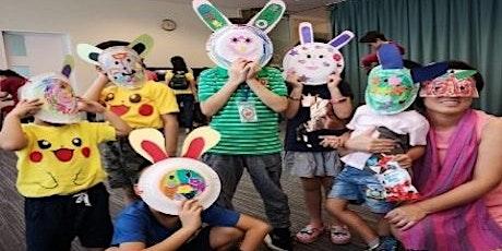 在创意的艺术氛围中提升孩子的社会情绪力 (Social Emotional Skills) 系列讲座 —— 给孩子带得走的能力,而不是背不动的书包 tickets