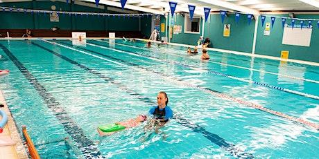 DRLC Training Pool Bookings - Fri 14 Aug - 6:00am and 7:00am tickets