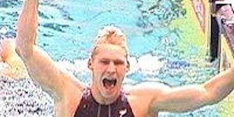Denver Swim Camp w Olympian Josh Davis - Sat Aug 22, 9am-12pm , Ages  9-18 tickets