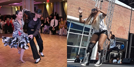 FINAL QDF Class Xchange: Latin Ballroom + Hip-Hop Dance Classes via ZOOM tickets
