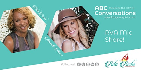 Speak To Your Spirit- An ABC Conversation (Anything but Covid) tickets