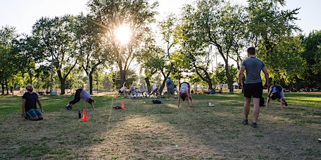 Outdoor Group Classes, HiiT With A Mindful Finish tickets