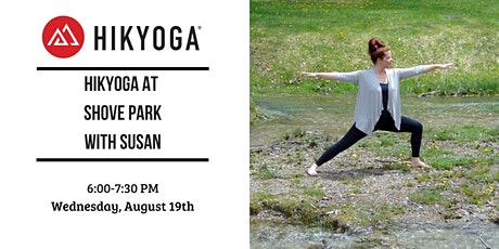 Hikyoga at  Shove Park in Camillus with Susan tickets