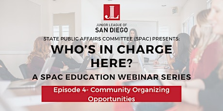 Who's in Charge Here? A SPAC Education Webinar Series, Episode 4 tickets