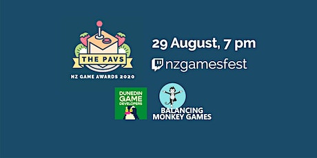 Balancing Monkey Games Office Warming & The Pavs Awards! tickets