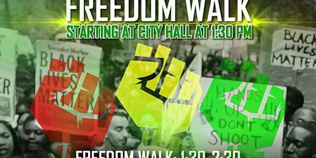 Juneteenth Freedom Walk; Take A Stand tickets