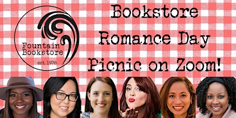 Bookstore Romance Day 2020! tickets