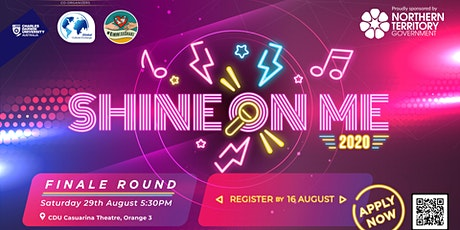 """Shine On Me"" 2020 International Students Karaoke Competition tickets"