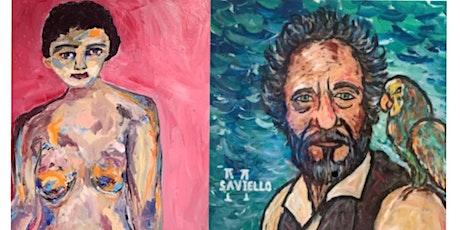 Artist Talk with Kathrine Narducci & Michael Saviello tickets