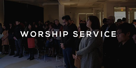 Worship Service - September 12th, 2020 tickets