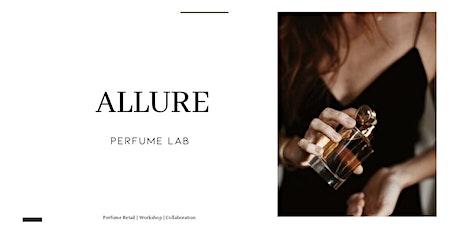 Online: DIY Perfume Workshop with Allure tickets