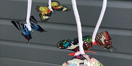 Moving Butterfly Mobiles tickets