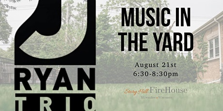 Music In The Yard : featuring J Ryan Trio tickets