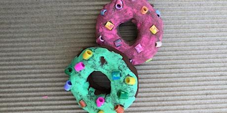 Cute Clay Doughnuts tickets