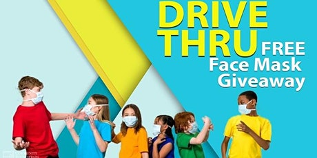 Lane Harper's Power of Life Foundation's Drive Thru FREE Face Mask Giveaway tickets