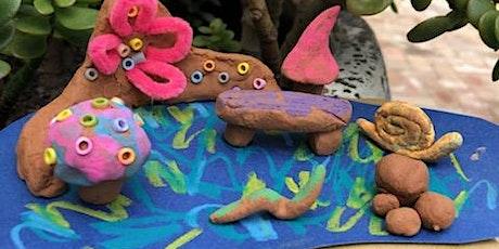 Magical Clay Fairy Gardens tickets