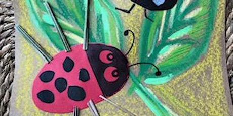Watercolour Lady Bug Artworks tickets