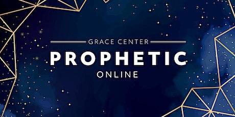 Prophetic Ministry Online tickets