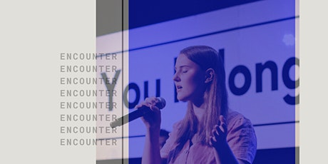 ENCOUNTER 30th August 6pm Service tickets