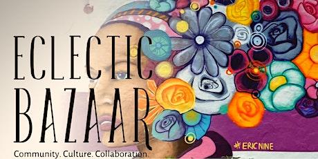 Eclectic Bazaar POP UP Shop tickets