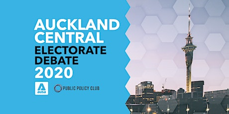 PPC X AUSA Present: The Auckland Central Electorate Debate! tickets