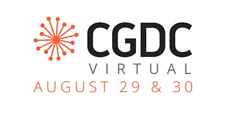 CGDC: Virtual 2020 tickets