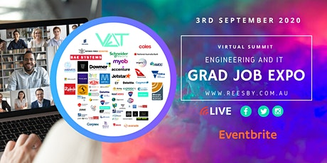 Virtual Graduate Career Expo (Online Event) tickets