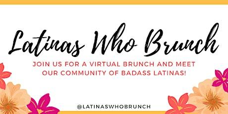 Latinas Who Brunch Phoenix tickets