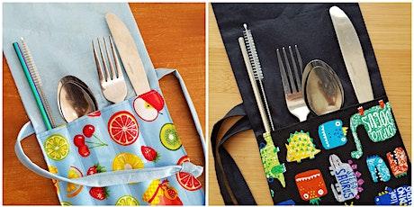 School Holiday Sewing - Cutlery Roll tickets