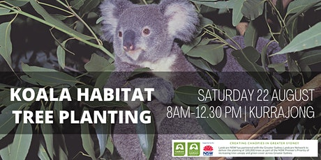 Creating Canopies - Koala Habitat Tree Planting tickets