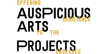 Online Grant Writing Workshop by Auspicious Arts Projects tickets