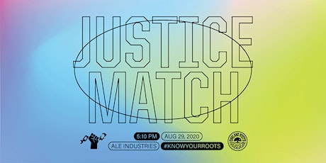 Oakland Roots Justice Match: Official Outdoor Watch Party at Ale Industries tickets