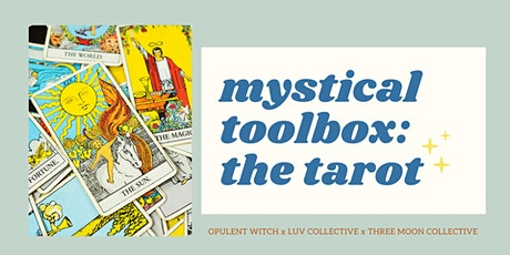 Mystical Toolbox: The Tarot tickets