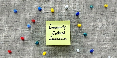 Community-Centered Journalism: Book Launch Panel tickets