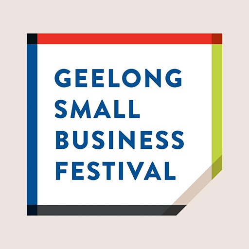 The Geelong Small Business Festival logo
