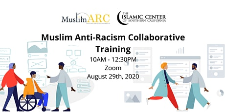 Muslim Anti-Racism Collaborative Training tickets