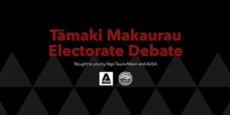 NTM x AUSA: Tāmaki Makaurau Electorate Debate tickets
