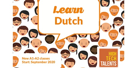 Information session, Dutch language for beginners (A1 and A2) tickets