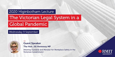 2020 Higinbotham: The Victorian Legal System in a Global Pandemic tickets
